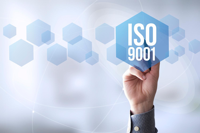 Barbera Bilance ha ottenuto la certificazione ISO.